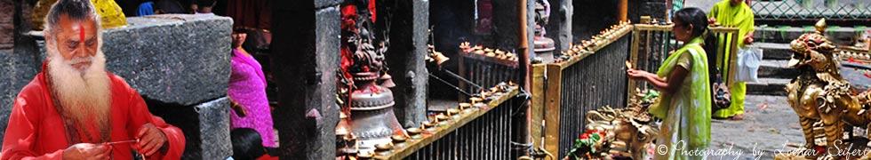 Dakshinkalitempel, eine Pilgerst�tte f�r Kali f�r Hindus