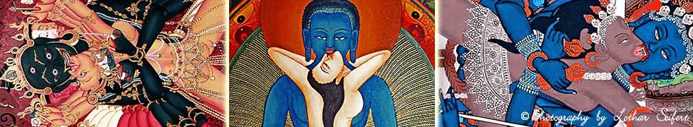 Stellungen des Kamasutra in Kathmandu? Tantra und erotische Darstellungen